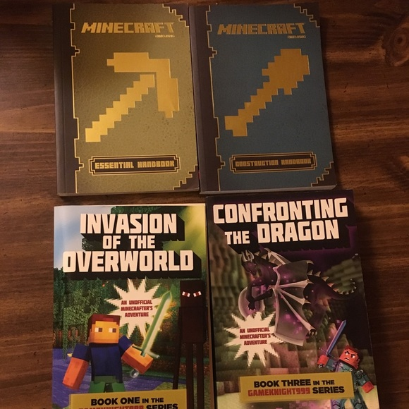 Other - Minecraft book Lot